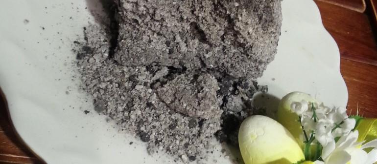 Черная соль на Пасху-уходящие традиции